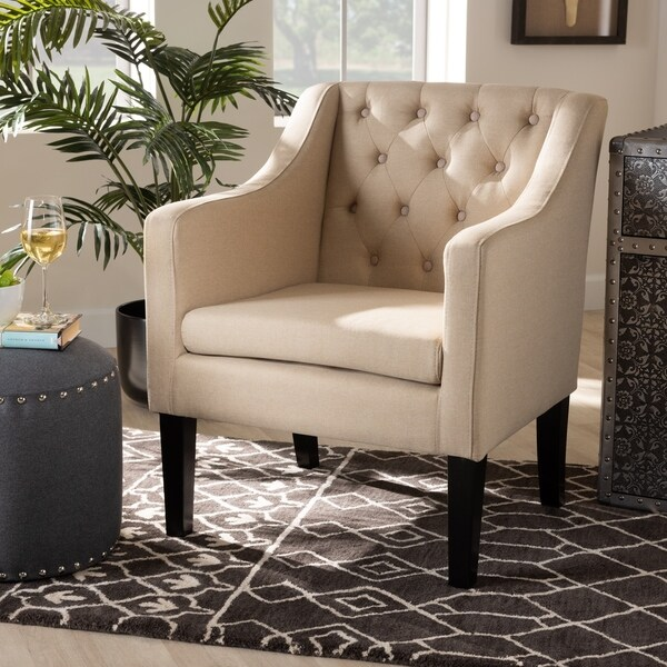 Awesome Shop Brittany Modern And Contemporary Beige Fabric Gamerscity Chair Design For Home Gamerscityorg