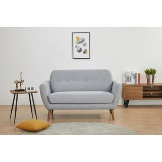 Link to Carson Carrington Maglo Upholstered Loveseat Sofa Similar Items in Living Room Furniture