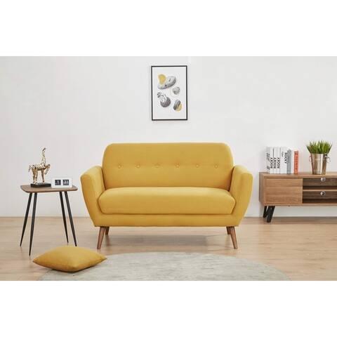Carson Carrington Maglo Upholstered Loveseat Sofa
