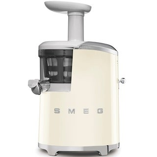 Smeg 50's Retro Style Aesthetic Slow Juicer Cream