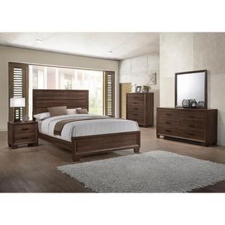 Noelle 2-piece Panel Bedroom Set with Nightstand