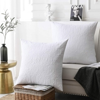 Link to The Gray Barn 2 Pack Euro Sham Covers Euro sham 26x26 Similar Items in Pillows