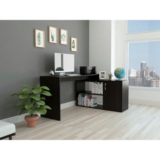 TUHOME Axis home office desk