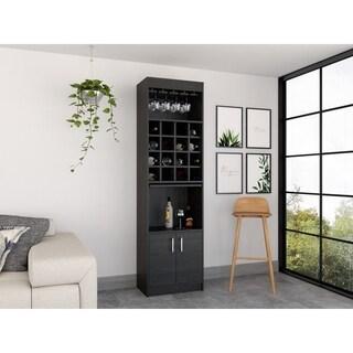 TUHOME KAVA bar cabinet