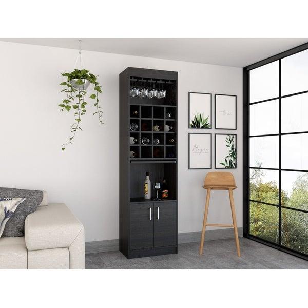 Shop TUHOME KAVA Bar Cabinet