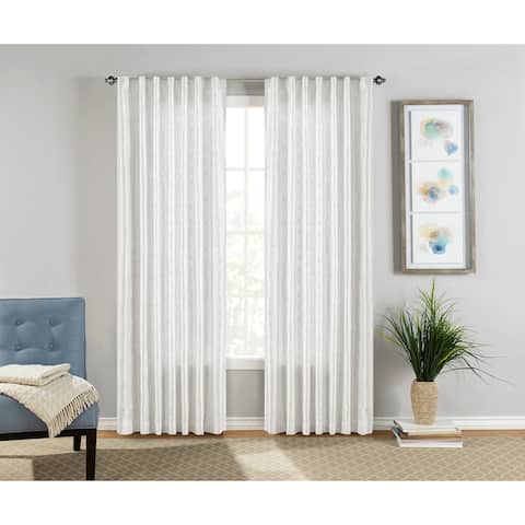 "Adalina Room Darkeing Pocket Rod Drapery Panel - Pair - 54"" x 84"""