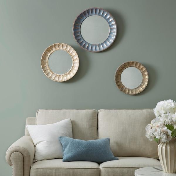 Madison Park Aldan Multi Mirror Set of 3