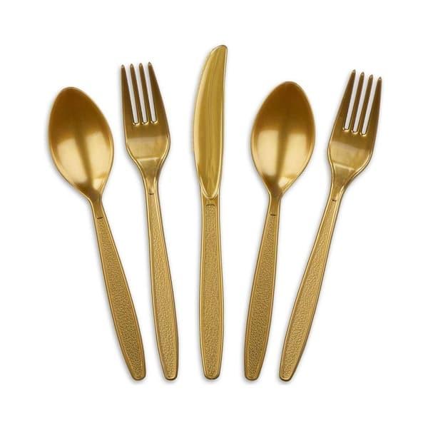 Plastic Cutlery Set 200 Piece