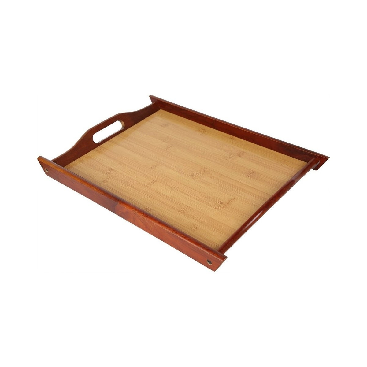 12 x 6 inch Wooden Serving Tray for Kitchen Serving//Dining