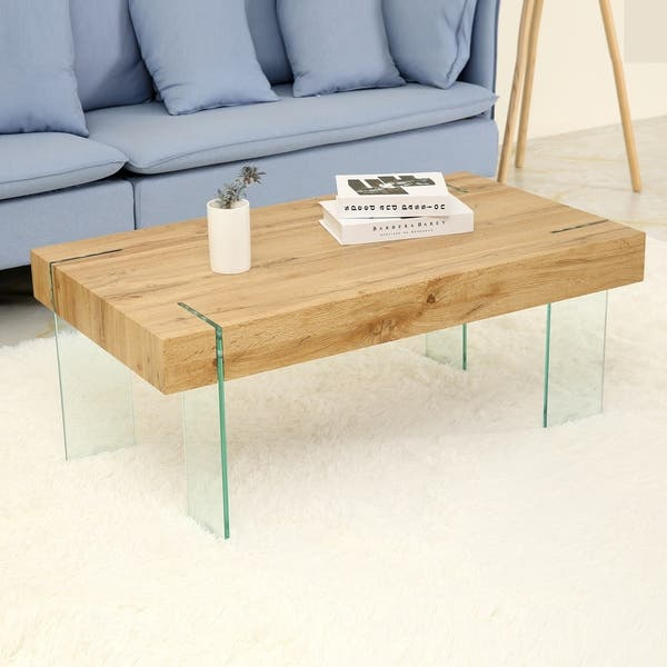 Unique Coffee Table Accent Cocktail Table For Living Room Dining Room Overstock 28753635