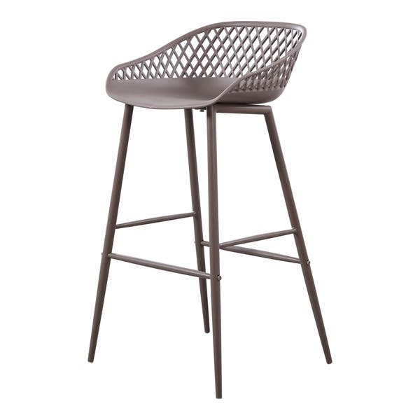 Prime Shop Aurelle Home Modern Outdoor Bar Stools Set Of 2 On Gmtry Best Dining Table And Chair Ideas Images Gmtryco
