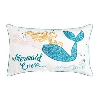 Mermaid Love 14 x 24 Pillow