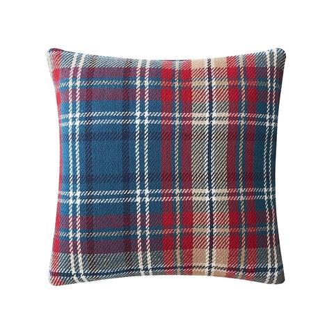 Rockwell Plaid 18 x 18 Pillow
