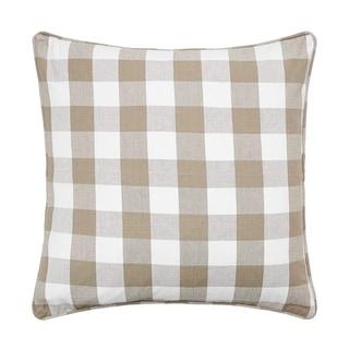 Franklin 20 x 20 Cotton Pillow