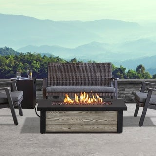 Fairplay Propane Fire Table w/ NG Conversion