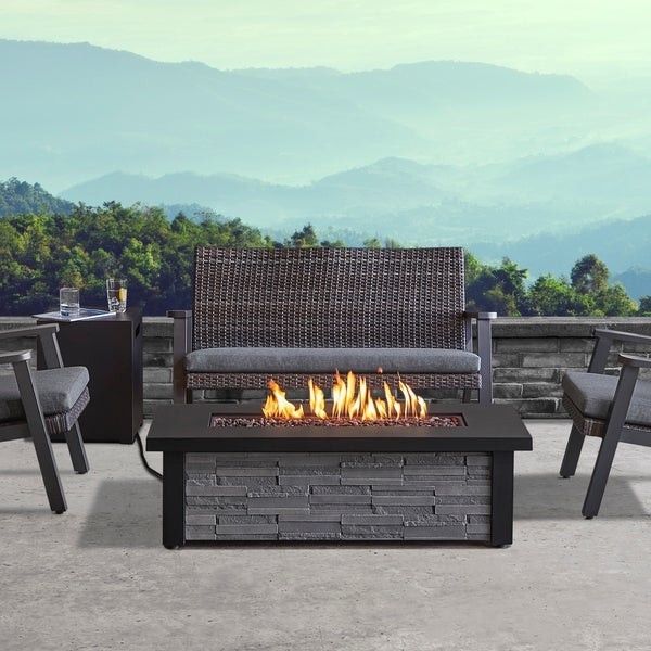 Berthoud Propane Fire Table w/ NG Conversion