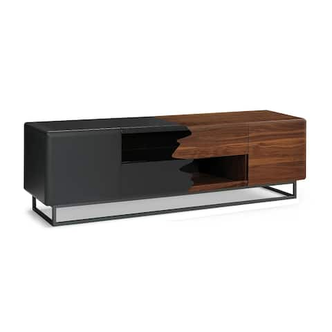 Kali Two-tone Grey Anthracite TV Stand