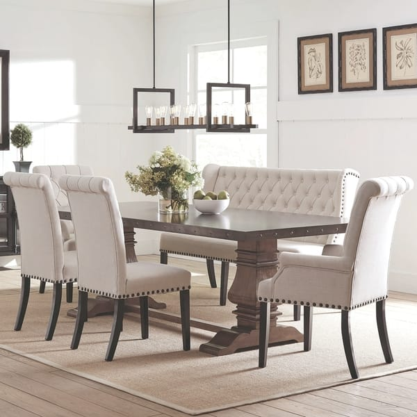 French Baroque Designe Dining Set