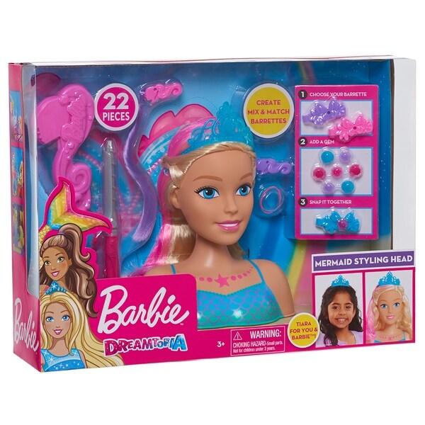 Barbie Doll Vase Pretend play