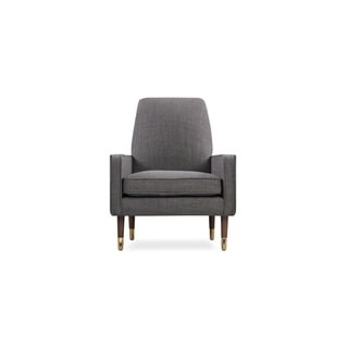 "Kardiel Mid-Century Draper 27"" Chair - Width 27.2"" x Depth 33.5"" x Height 35.8"""