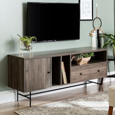 Carson Carrington 60-inch Modern Storage TV Console