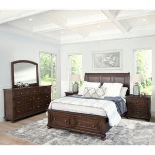Abbyson Hartford 5 Piece Bedroom Set