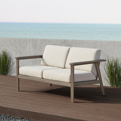 Speer Two Seat Bench by Real Flame - N/A