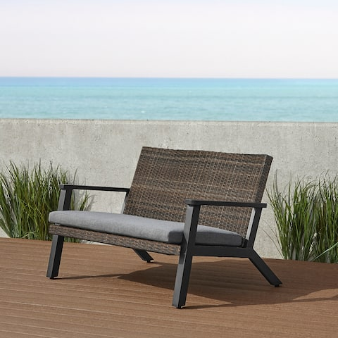 Norwood Two Seat Bench by Real Flame - N/A
