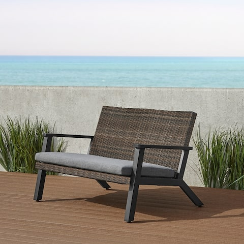 Norwood Two Seat Bench by Real Flame