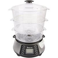 Magic Chef 3-Tier Food Steamer