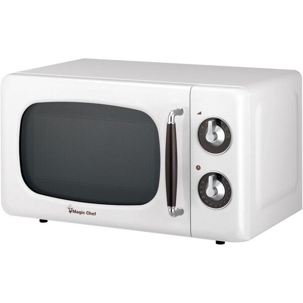 ft Black Magic Chef Microwave Oven 0.7 cu