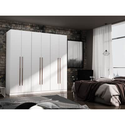Buy 80 Inches and Up Armoires & Wardrobe Closets Online at ...