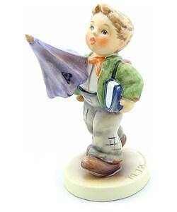 'Is It Raining?' Figurine