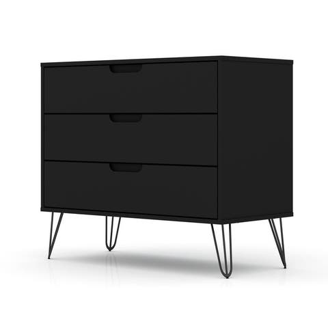 Carson Carrington Bandene Modern 3-drawer Dresser