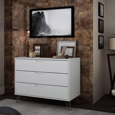Carson Carrington Bandene Modern 3-drawer Dresser