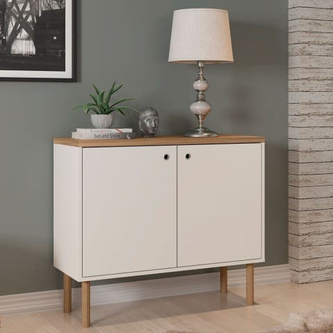 Windsor 35.43 Modern Wood Accent Cabinet