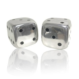 Modern Day Accents Dado Decorative Dice- Set of 2