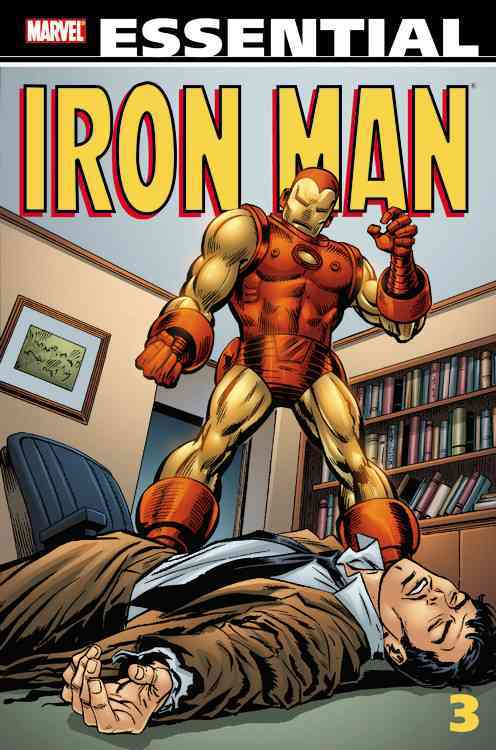 Essential Iron Man 3 (Paperback)