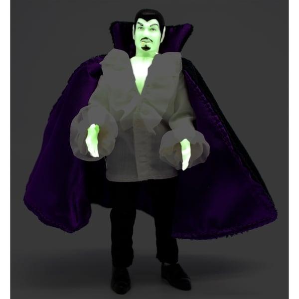 Purple Cape Glow in the Dark Figure MEGO Horror Dracula In stock!
