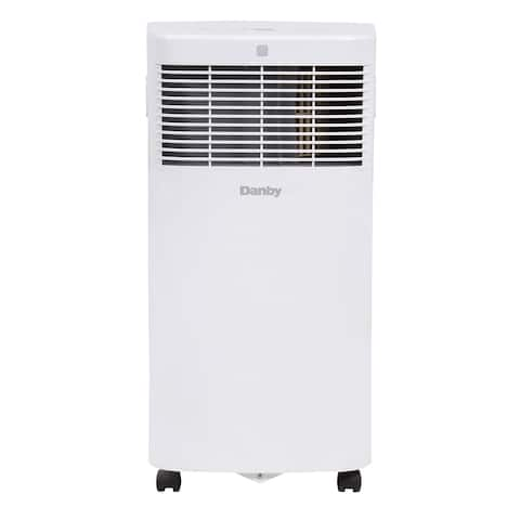 Danby 6000 BTU Portable Air Conditioner in White DPA060B7WDB