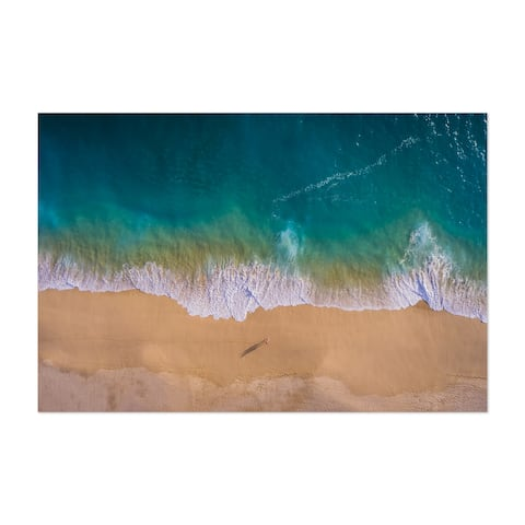 Noir Gallery Mexico Beach Photography Unframed Art Print/Poster
