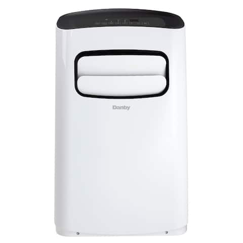 Danby 10000 BTU Portable Air Conditioner in White DPA100B6WDB