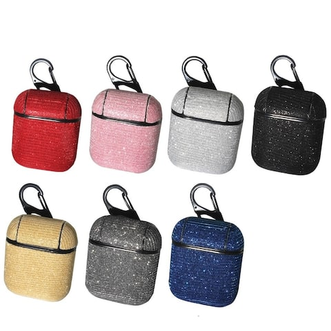 Olivia Pratt Sparkle Airpod Case Cover