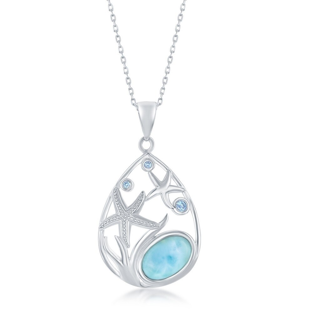 Beautiful Sterling silver 925 sterling Sterling Silver Polished Heart Necklace