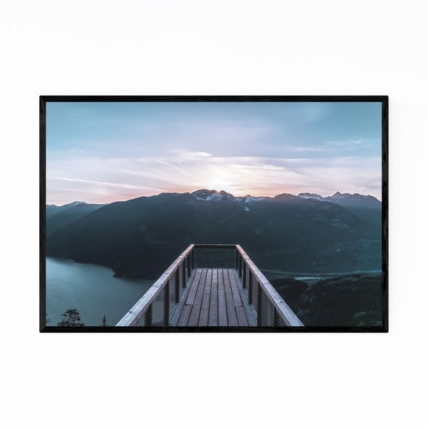 Noir Gallery Squamish British Columbia Nature Framed Art Print