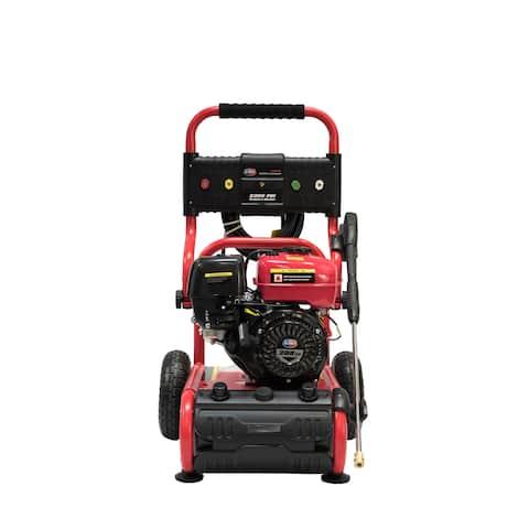 3200 PSI 7 HP 208cc 2.6 GPM Pressure Washer