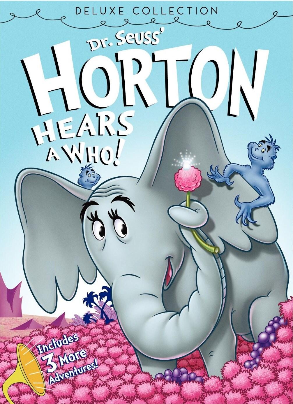 Horton Hears a Who: Deluxe Edition (DVD)