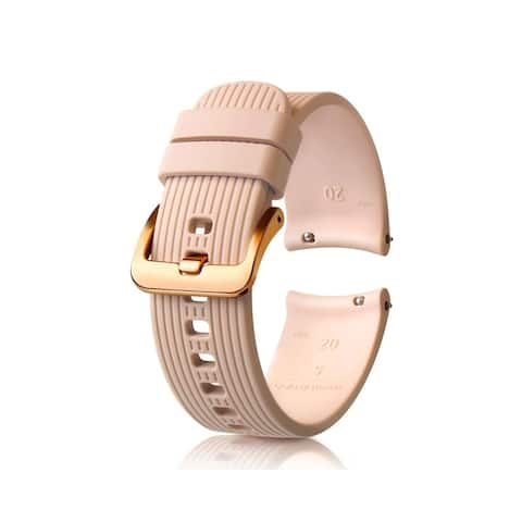 Samsung Galaxy Watch 20mm Wristband OEM Watch Band Strap Replacement (2 Colors)