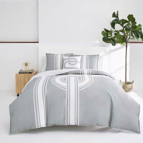 Now House by Jonathan Adler Philippe Cotton Duvet Cover Set