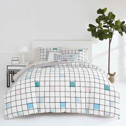 Now House by Jonathan Adler Paintbox Cotton Duvet Cover Set